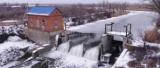 На Днепропетровщине первая мини-ГЭС строили с годовой мощностью 120 кВт в час