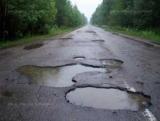 В рейтинге качества дорог Украина заняла одно из последних мест