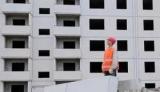 Строительные компании Киева освоили 8,95 млн. гривен