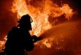 В Святошинском районе произошел пожар в 9-etazhke