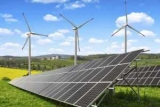 Китайская компания хочет построить в Украине ветроэлектростанцию
